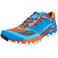 La Sportiva Bushido Running Shoes Men blue/flame